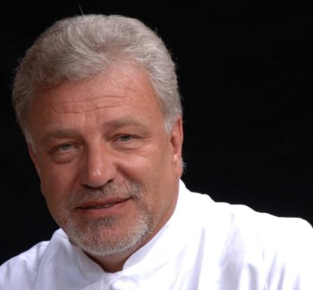 Chef Fred Mensinga of the Hilton Anaheim