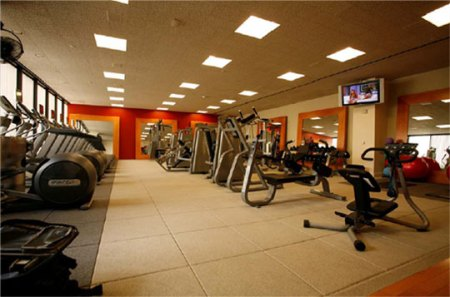 Hilton World Headquarters Fitness Center - Beverly Hills