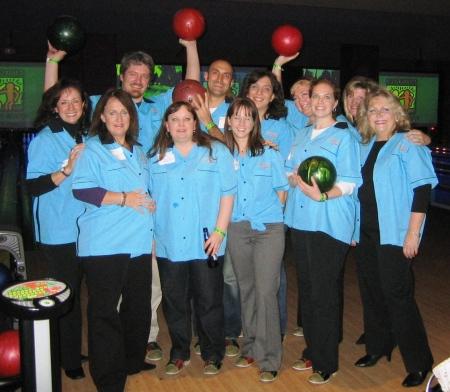 Anaheim Bowling Team