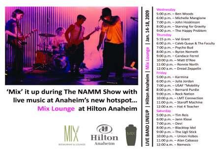 mix-namm-20091