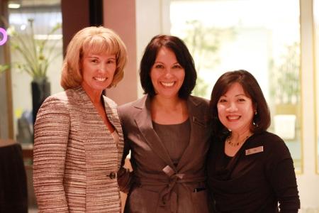 Lauren, Lisa & Kim