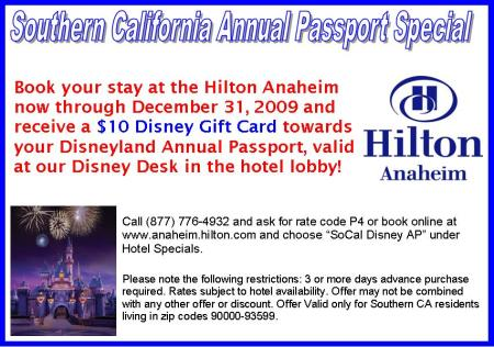 Southern California Annual Passport