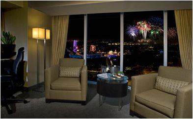 Hilton Anaheim Hotel - Disneyland View